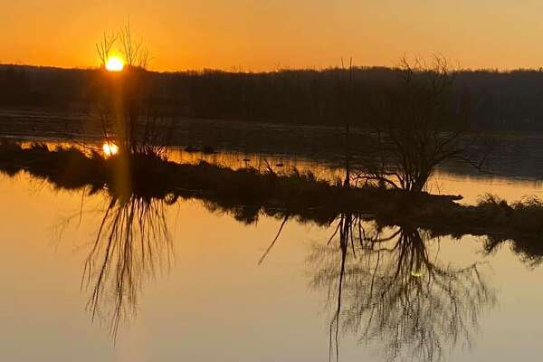 The Grand Traverse Regional Land Conservancy has recently acquired 3 acres of land near the Arcadia Marsh Nature Preserve that will be used for improved parking, visibility and access to the wetland. (Courtesy Photo/Sally Manke)