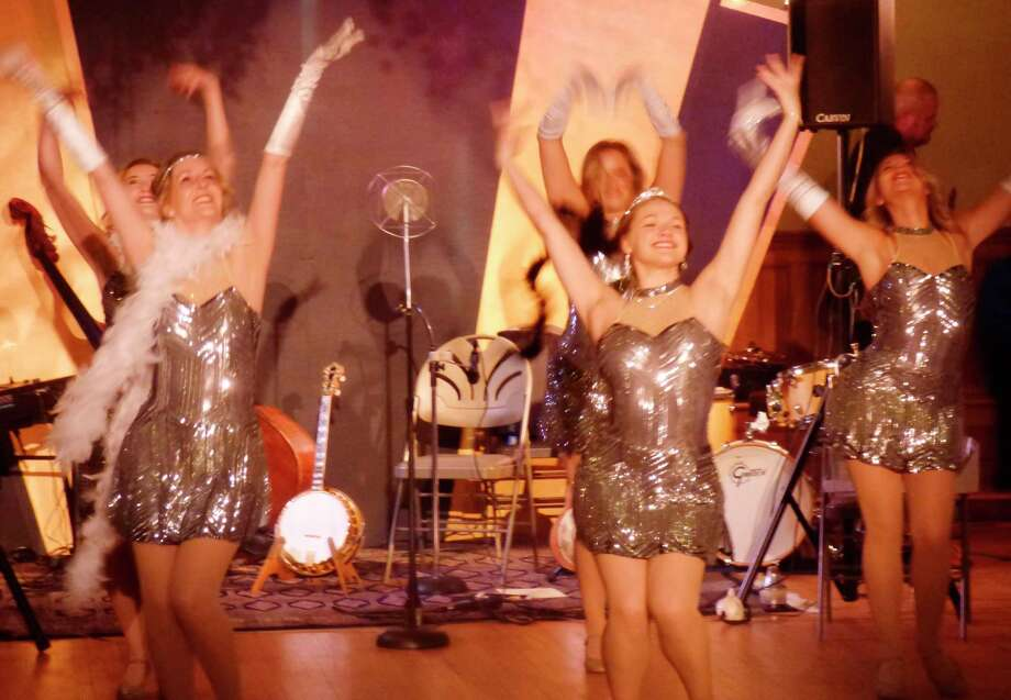 Manistee's Conservatory of Dance joined a list of businesses benefiting from theRegional Resiliency Program that began in May to assist small local businesses during the pandemic. Pictured is a photo from a Ramsdell New Year's celebration event where the conservatory had a performance.(File photo)
