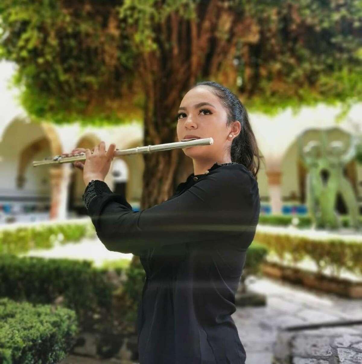 """La Dirección de Arte y Cultura presentará este jueves en el programa virtual de """"Artistas NLD en Tu Casa"""", a la artista nativa de Nuevo Laredo"""