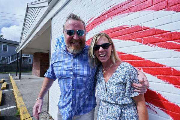 Jason and Bridget Lesizza have converted the Fairfield 7-Eleven into Reef Shack, a combined marketplace and grill.