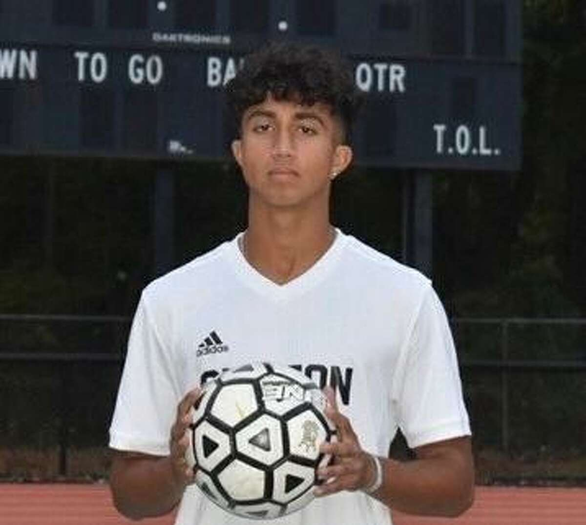 Shelton defender Deven Papadimitriou (above) and midfielder Connor Gil earned berths on the Southern Connecticut Conference C Division team for boys' soccer.