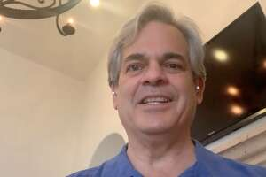 Austin Mayor Steve Adler encourages residents to stay home while on vacation in Cabo.