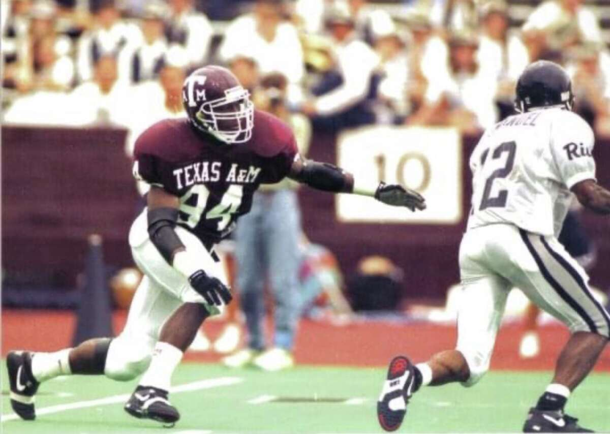 After being a standout at Willowridge, Steve Solari played at Texas A&M from 1991-93.