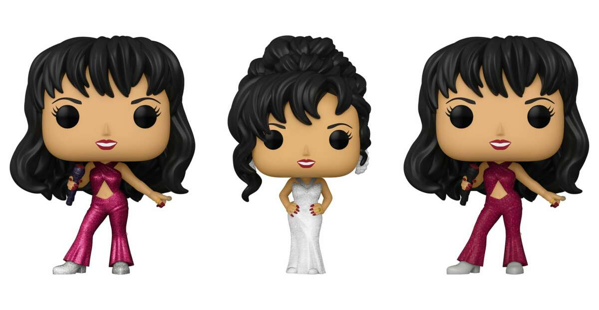 Funko Pop! unveils first-ever Pop! Rocks: Selena, featuring her iconic RodeoHouston and Grammy outfits.