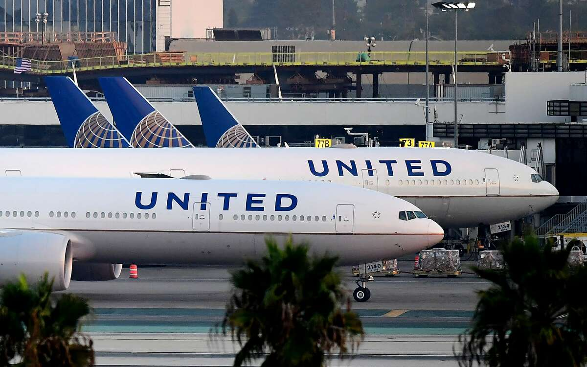 FILE --United Airlines said Friday that the Centers for Disease Control and Prevention had requested the passenger manifest of an Orlando-to-Los-Angeles flight that diverted to New Orleans because of a medical emergency on Monday.