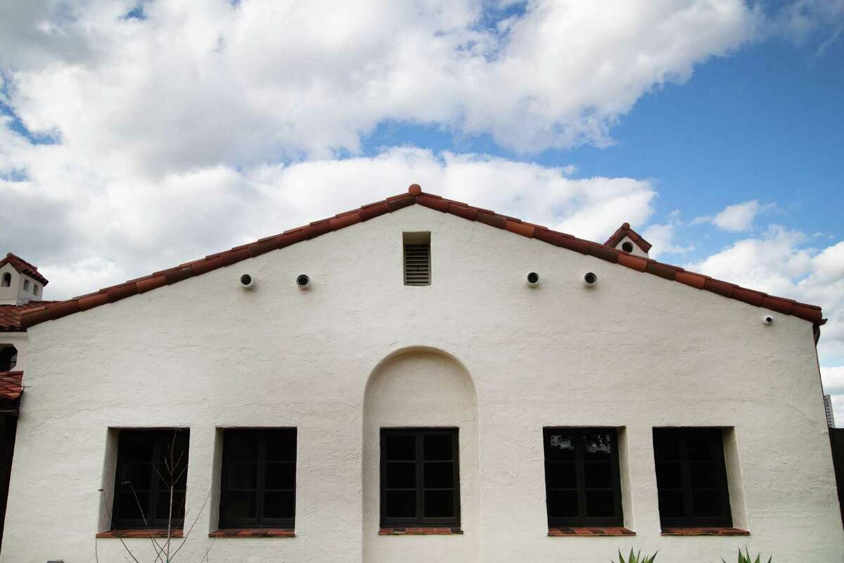 Lott Hall, formerly known as the Historic Clubhouse at Hermann Park, Tuesday, Dec. 1, 2020, in Houston. Originally built in 1933, the Historic Clubhouse has been renovated.