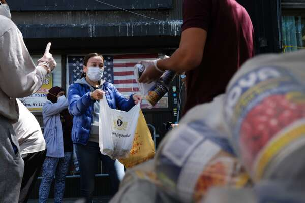 50 facts about poverty in America Before the coronavirus pandemic exploded across the United States, the poverty rate was falling. It was 10.5% in 2019, which was still 34 million poor people, but 4.2 million fewer than the year before, and the lowest rate recorded since estimates were first published in 1959, according to the Census Bureau. That changed as the pandemic upended the economy, forcing schools, businesses, restaurants, and shops to close, and throwing millions out of work. A study from Columbia University in New York City found that there were 8 million more poor people in October than in May as a result. Hardest hit have been Black and Latino Americans, the Urban Institute found, across the measures of lost income, food insufficiency, and concerns about paying rent or mortgages. At the height of the crisis in March 2020, nearly 7 million people were filing jobless claims. For many, that meant the loss of health insurance coverage during the country's worst public health crisis in 100 years. The numbers of uninsured were already rising, according to the Kaiser Family Foundation. They went from 26.7 million in 2016, up to 27.6 million in 2017, up again to 28.2 million in 2018, reaching 29.2 million in 2019. People without insurance could face large medical bills if they get COVID-19. Women were already more likely to be poor than men. In 2018, 12.9% of women lived in poverty, compared to 10.6% men. Now the pandemic is placing an unequal burden on women, who no longer have the support of schools and day care for child care. Many have left their jobs or are considering it, a trend that could worsen poverty for some. Stacker looked at data from the Census Bureau, the Bureau of Labor Statistics, charitable organizations, university studies, and other documents to compile this list of 50 facts about poverty in the United States. You may also like: 25 terms you should know to understand the gun control debate