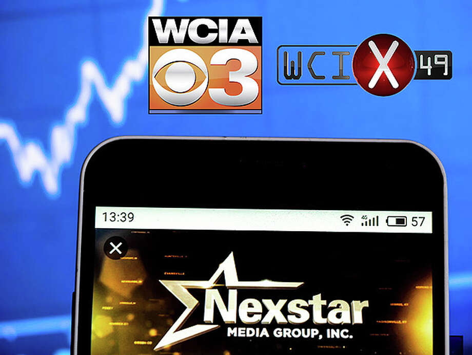 An impasse between Nexstar Media Group and Dish TV has prompted a blackout of Nexstar-owned WCIA and WCIX television stations in the Jacksonville-area market. Photo: Journal-Courier / © 2019 SOPA Images