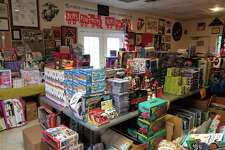 The Marine Veterans of Fairfield County are filling their headquarters in Ridgefleld with toys, to be distributed to needy children through local charities.