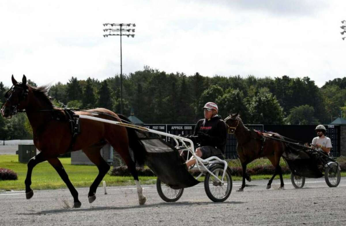 Vernon Downs, one of upstate's harness track/racinos hit by the pandemic is continuing furloughs of food service workers.