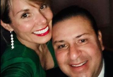 Paige King & Dr. Carlos Arajuo-Preza