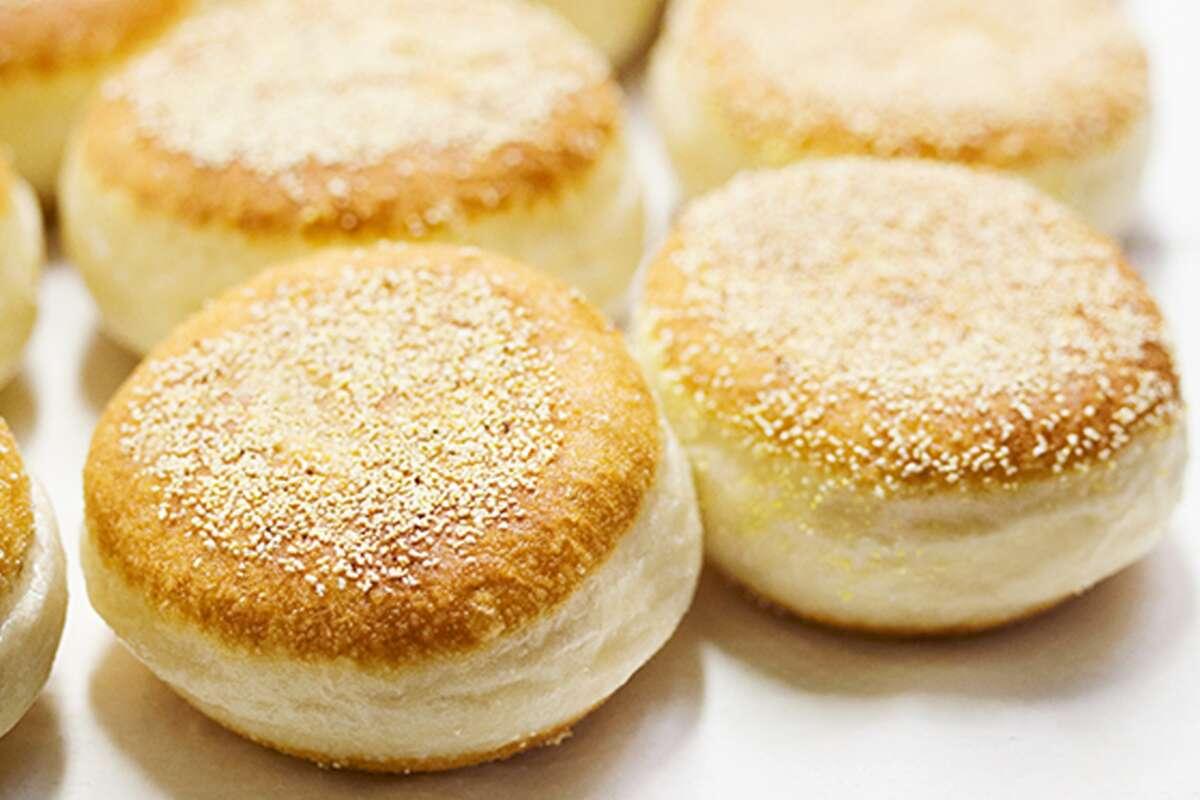 Model Bakery Oprah called Model Bakery's English muffins