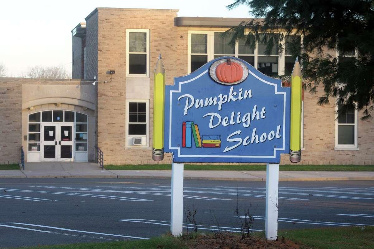 Pumpkin Delight School, in Milford, Conn. Dec. 3, 2020.