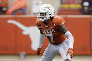 Texas junior safety Caden Sterns, a former Steele High School star, decided to opt out of the Longhorns' final two games of the season. Sterns is also one of the team's captains.