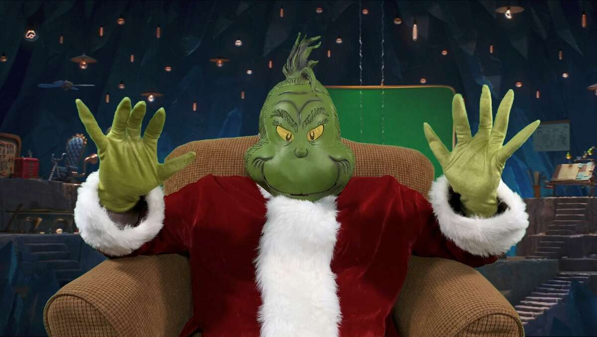White's service also offers characters such as the Grinch and Buddy the Elf.