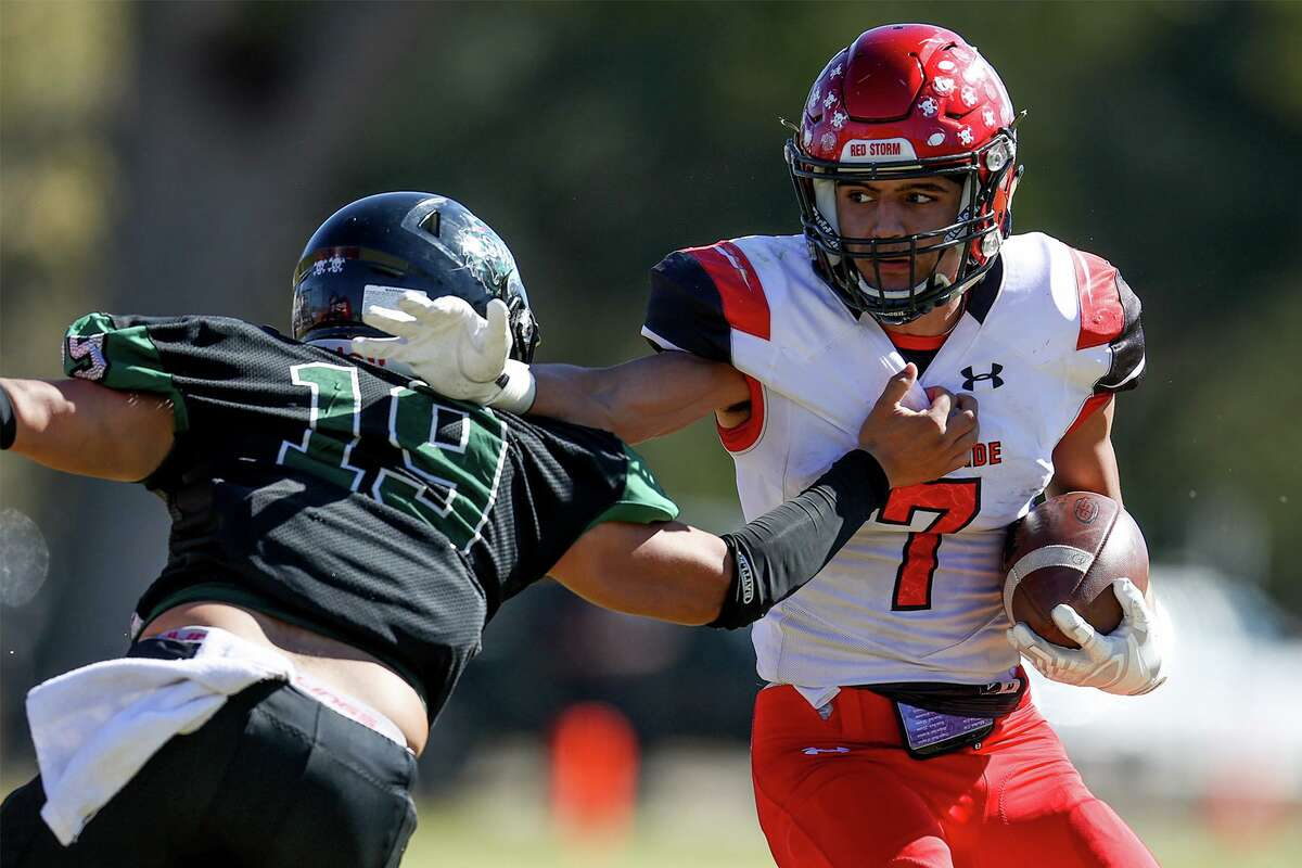 Southside and Caleb Camarillo haven't played since Nov. 14, but the Cardinals will host a playoff game next week.