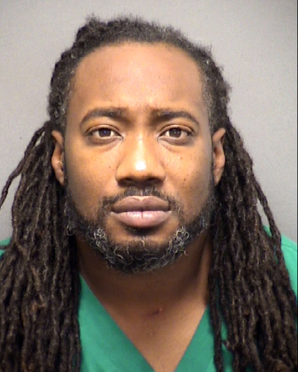 Kendall Blount, 36, was charged with aggravated assault causing serious bodily injury.