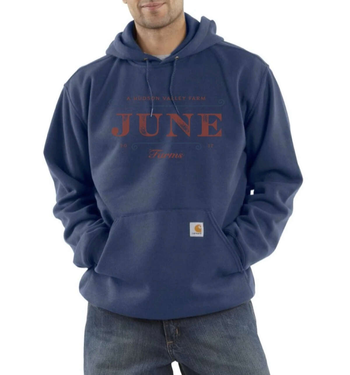 June Farms hoodie. (Provided photo.)