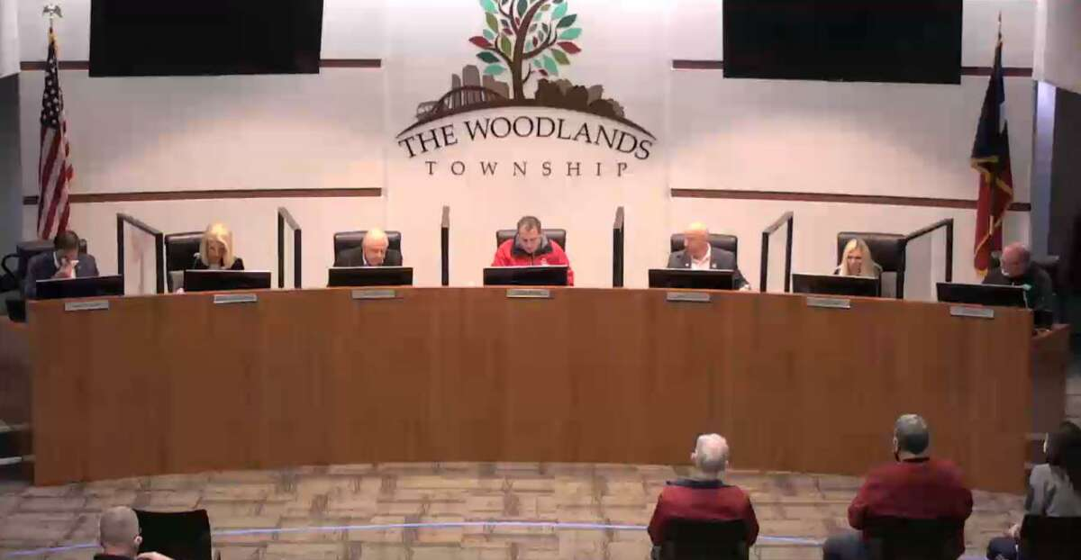 The Woodlands Township Board of Directors hosted a short meeting on Wednesday, Dec. 2, 2020, at the township administrative offices. There was a short agenda which was dominated by discussion of the ongoing response to the COVID-19 pandemic as well as appointments to numerous township committees for 2021.