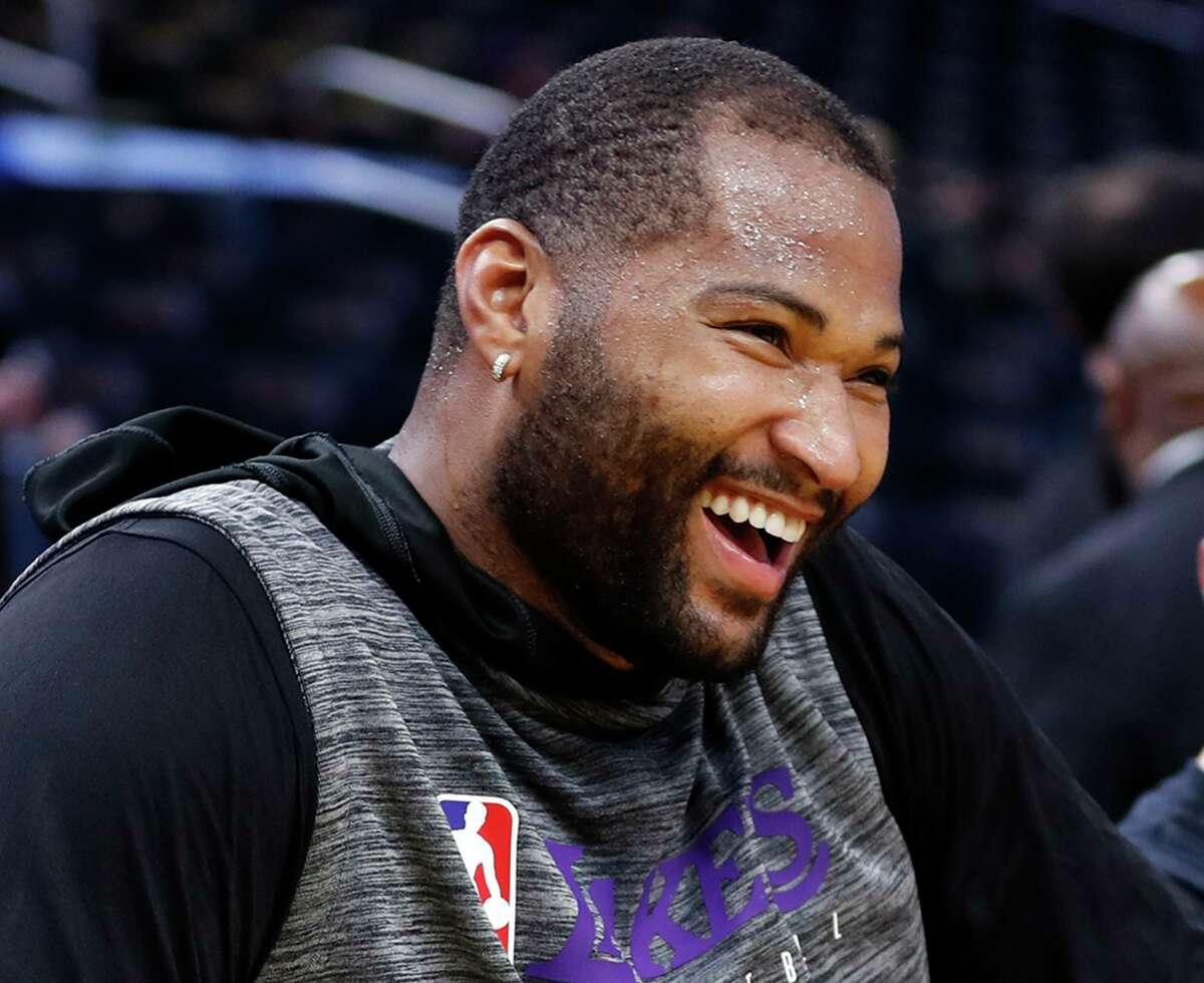 As much as the first week of Rockets workouts has brought the customary training camp optimism among those that are there, center DeMarcus Cousins' enthusiasm has been especially evident.