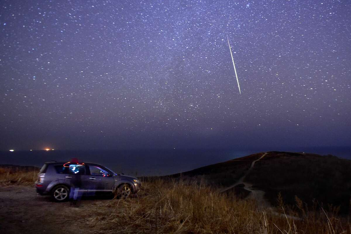 A brilliant Geminid meteor shower is expected to illuminate the night skies in mid-December. Skywatchers will have another rare visual feast with a