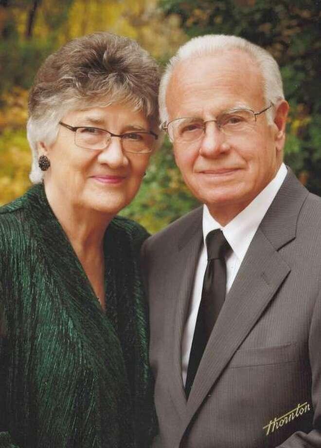Bob and Marian Bowen