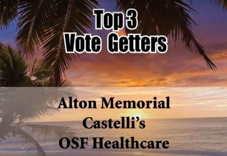 More than 280,000 ballots were cast in this year's Best of the Best contest, with OSF HealthCare, Alton Memorial Hospital and Castelli's the top three vote recipients. A video of all the award winners, along with some special cameo appearances, is online at thetelegraph.com.
