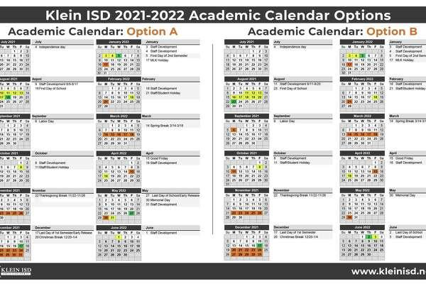 Spring, Klein school notebook: Klein ISD asks for feedback on 2021