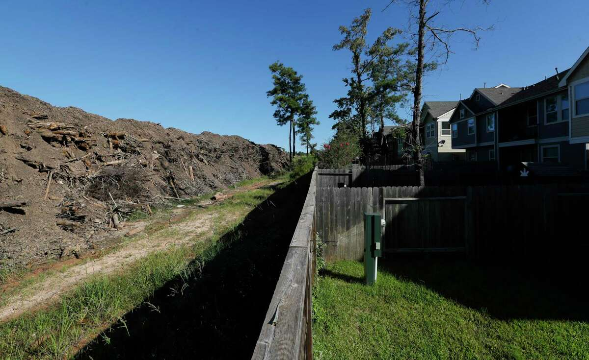 A Montgomery County judge has granted an injunction against a local landowner to stop using his property in Woodforest as a dumpsite and to have the property cleaned up in 90 days.
