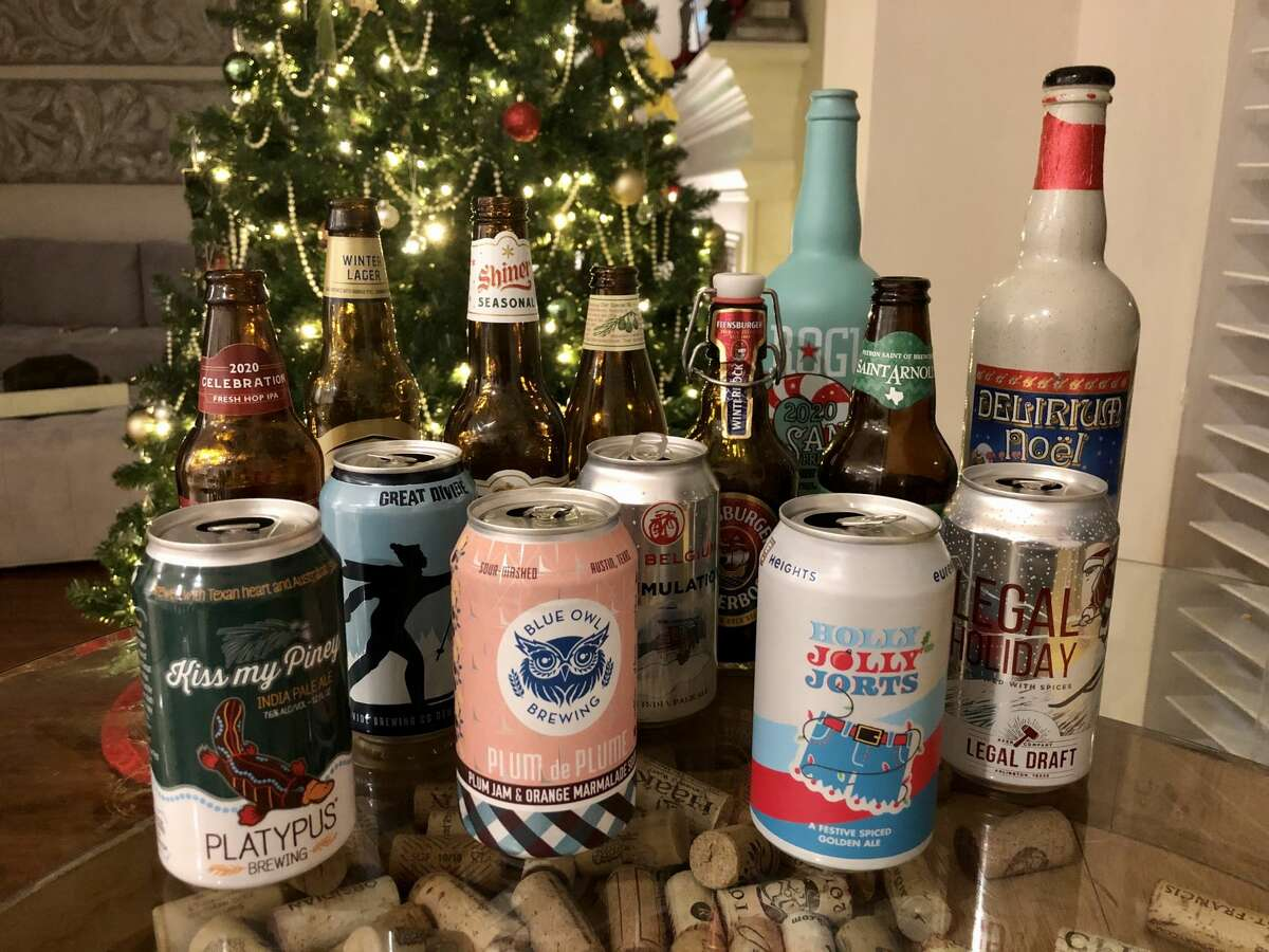 We tasted 15 different holiday beers.