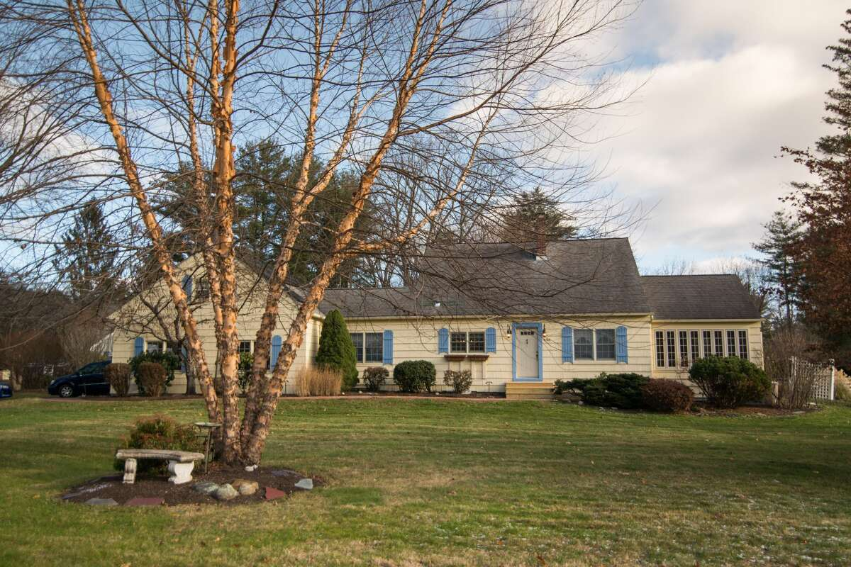 A Cape built in 1948 with 2,150 square feet, four bedrooms, two and a half bathrooms and an inground pool. Taxes: $8,725 List price: $389,000. Call listing agent Brian Sinkoff of Miuccio Real Estate at 518-364-9497. https://realestate.timesunion.com/listings/9-Mayfair-Dr-Bethlehem-NY-12159-MLS-202033248/47158732
