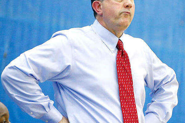 LCCC head coach Doug Stotler will have an entirely new roster when his team's preseason practices begin in January. Graduations, combined with players transfers related to the delayed season means 14 new Trailblazers will take the court in the season opener against Southwestern Illinois on Feb. 1 in Godfrey.