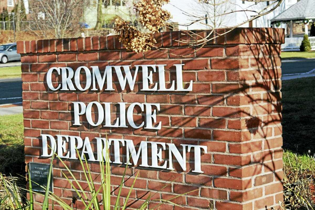Cromwell Police Department.