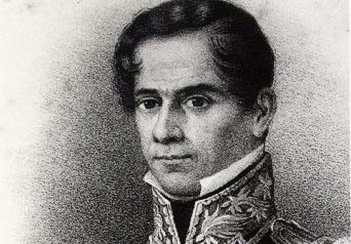 Gen. Antonio Lopez de Santa Anna had just turned 42 when he and his army arrived at the Alamo.