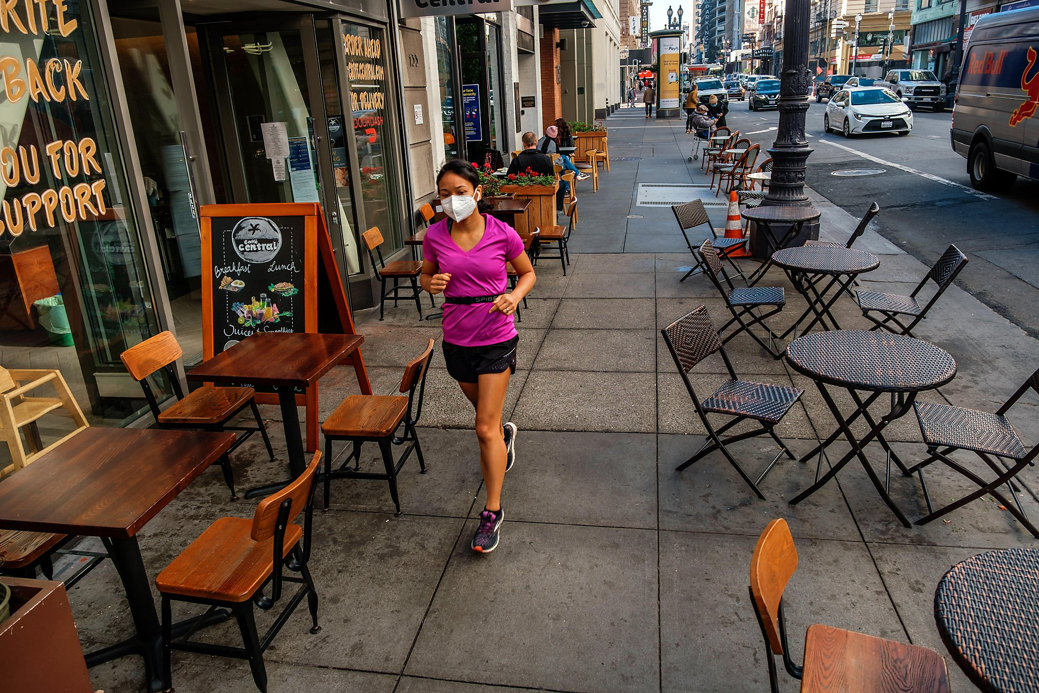When restaurants can reopen outdoor dining in San Francisco and each Bay Area county