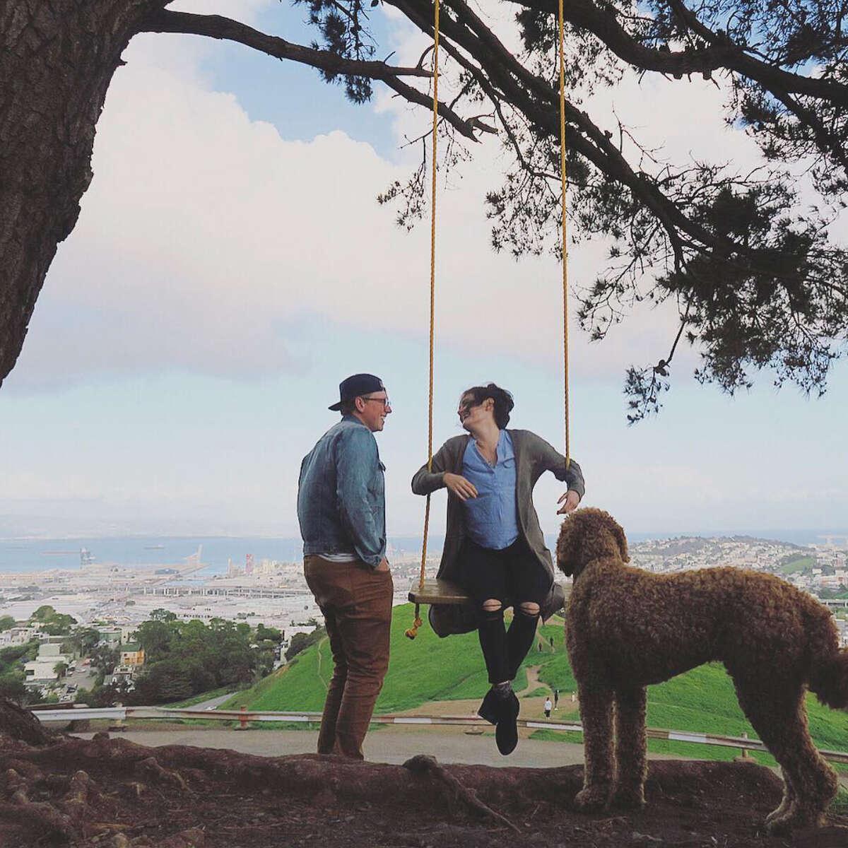 Goat Hill Park, San Francisco.
