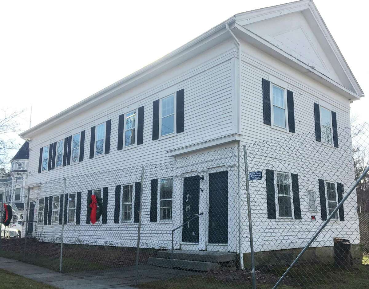 A vote during Bridgewater's upcoming town meeting in May will determine whether the historic Grange Hall will be sold to the Bridgewater Preservation Association.