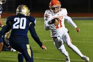 Sammy Casso and the United Longhorns made some big late-game plays to beat Alexander Friday.