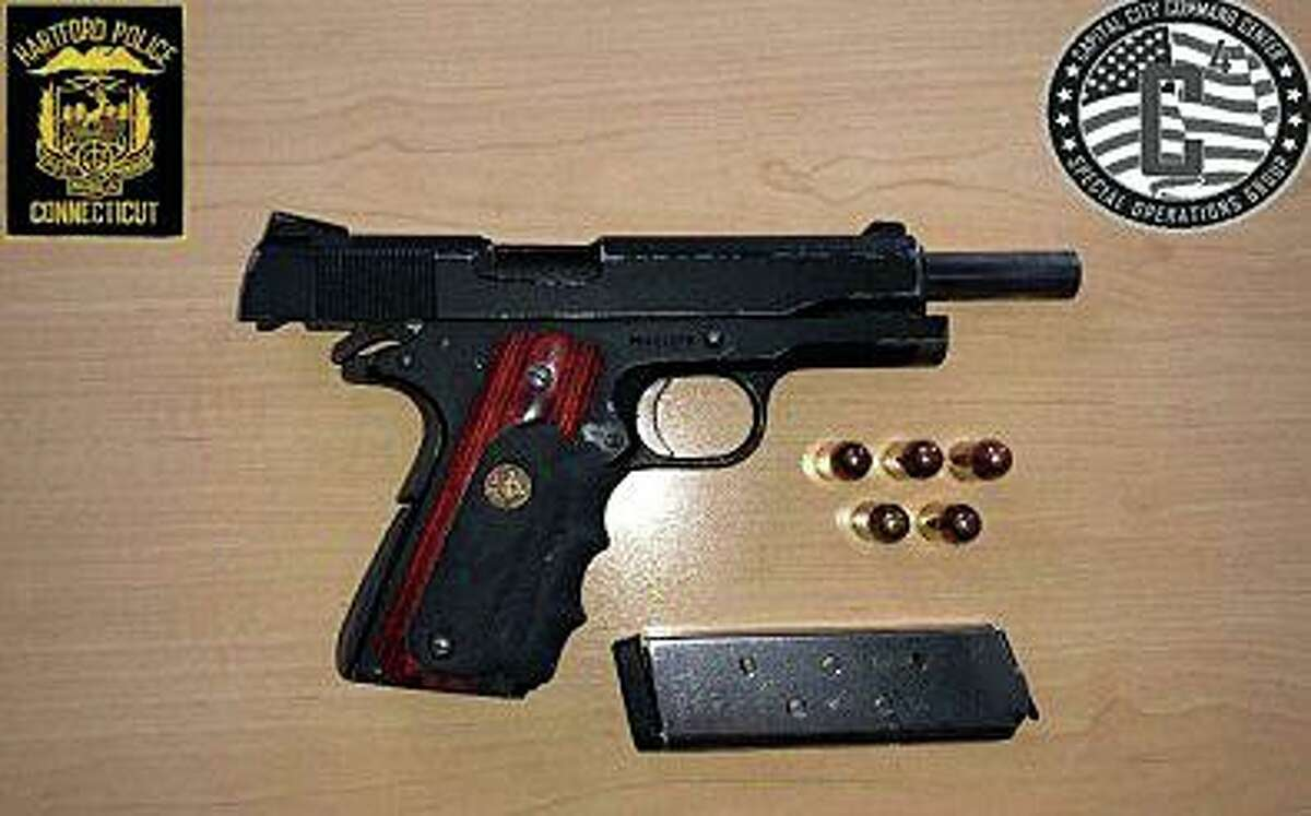 An 18-year-old student has been arrested for allegedly carrying a loaded firearm into a Hartford school on Friday, Dec. 4, 2020, police said. Lt. Paul C. Cicero said in a release that the police department's Intelligence Division