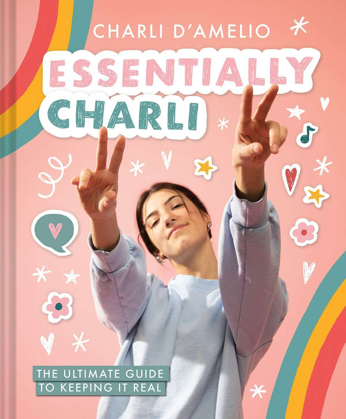 Norwalk native and TikTok star Charli D'Amelio published her book