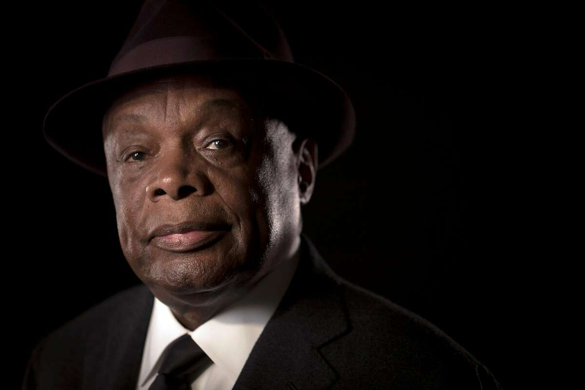 """Mayor Willie Brown has been part of the City Hall """"family"""" for many years. He's also a columnist for The Chronicle."""