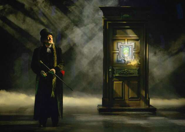 Review: ACT's 'A Christmas Carol: On Air' is a worthy but not yet fluent experiment