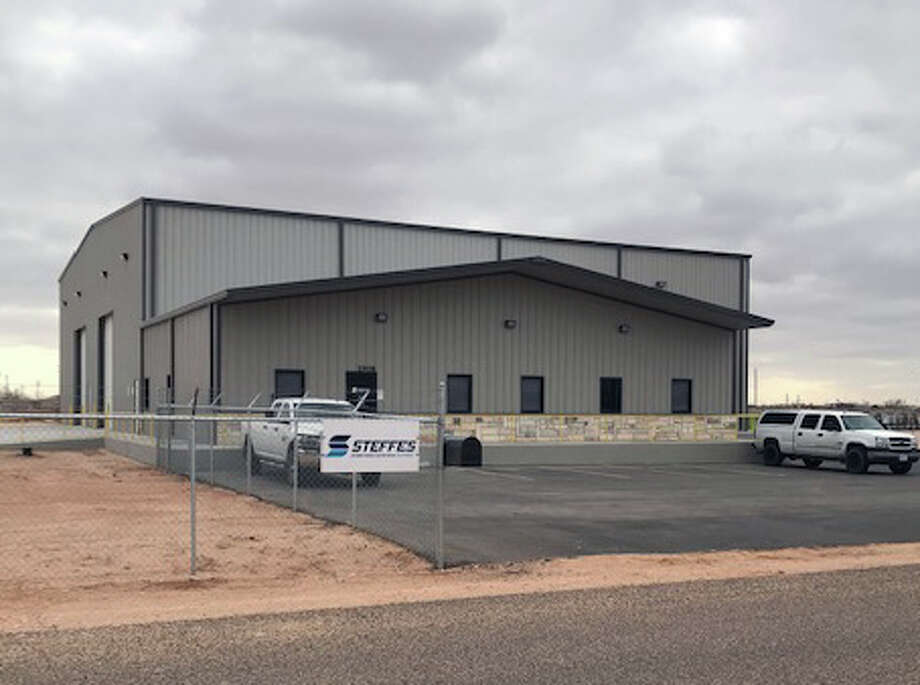 Steffes, which has had a Permian presence for five years, has moved into a facility with larger inventory space and service area, a larger yard and office space. Photo: Photo Courtesy Steffes