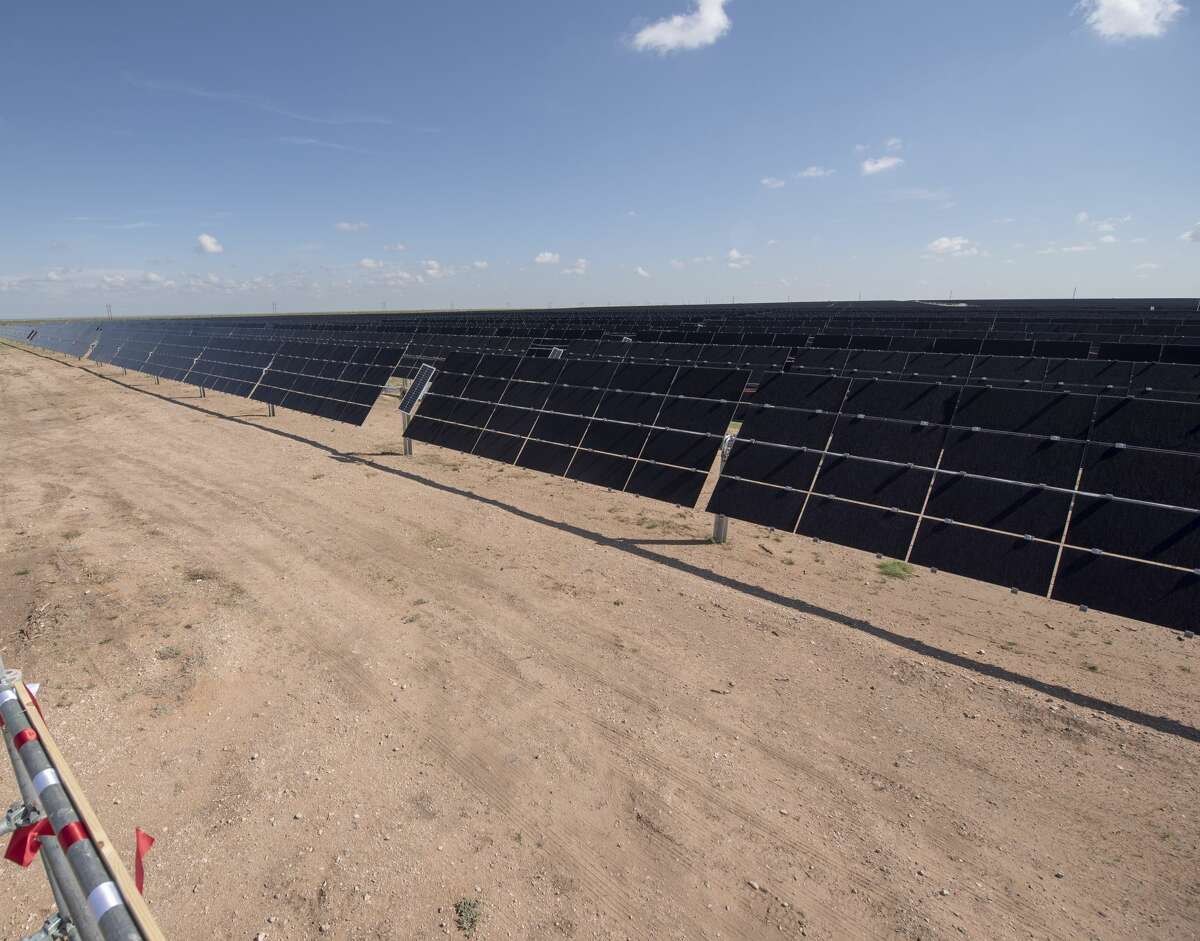 Major oil companies - such as Occidental, which celebrated its new solar farm near Goldsmith a year ago -- are investing in renewable energy. But critical thinking is needed about fossil fuels, renewables and the impact of each source on the environment and on the world's population.