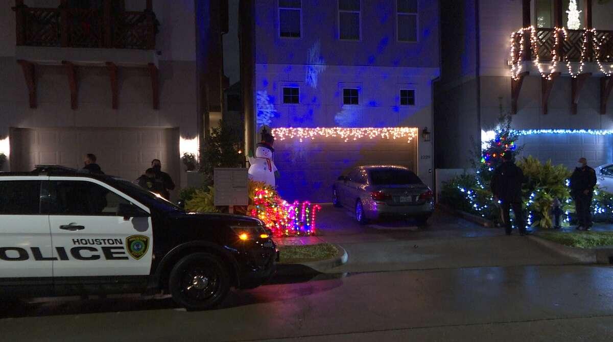 A man died Dec. 6, 2020, while in Houston police custody a W. 15th Street 1/2, near Scobey Lane.
