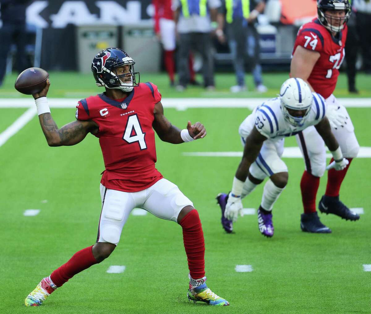 Deshaun Watson will get his first crack at a Bears franchise that infamously passed on picking him in the 2017 draft.