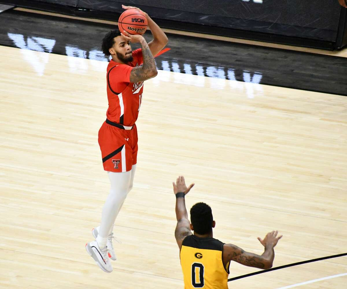 The 17th-ranked Texas Tech men's basketball team whipped Grambling State 81-40 in a non-conference game on Nov. 6, 2020 in the United Supermarkets Arena in Lubbock.