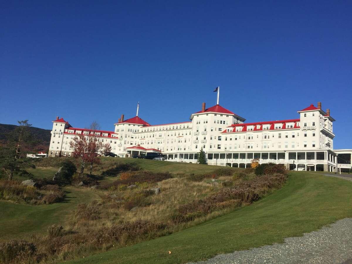 New Hampshire's Omni Mount Washington Resort.