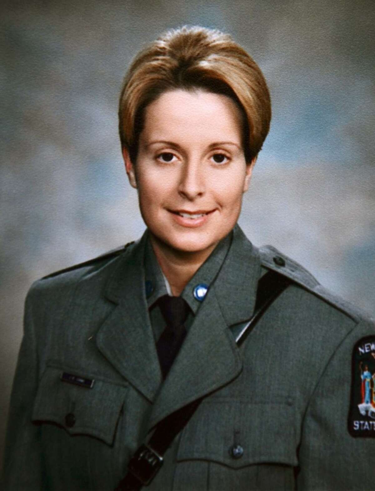 Trooper Jennifer M. Czarnecki died on Saturday. She was part of the search-and-recovery effort after the Sept. 11, 2001 terror attacks and died from an illness that stems from her time working at ground zero, acting Superintendent Kevin P. Bruen said Monday