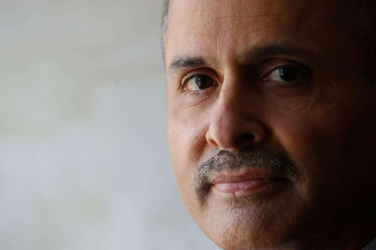 Tomás Aragon, California's public health director, in a June 2020 photo.